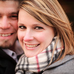 Anchorage Engagement: Zach & Tara in Downtown by Josh Martinez