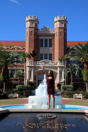 Ashlyn FSU Graduation Pics