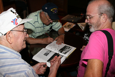 Veterans of the Battle of the Bulge Reunion 2010
