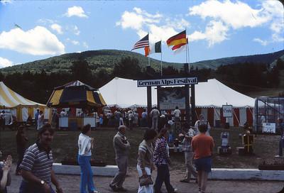 Alpine Festival and Ocho Rios--1980 and 1982