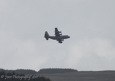 Hercules, MC-130P (USAFE)