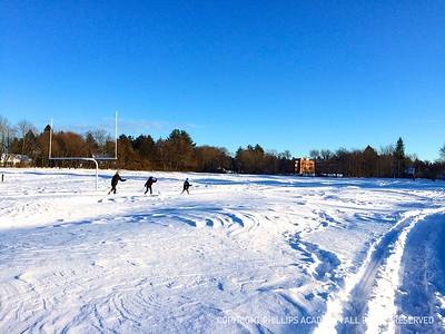 Nordic Skiing (practice)
