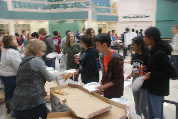 2012-01-13 8th Grade Mixer