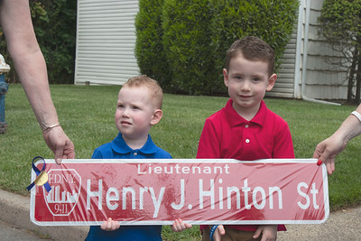 Lieutenant Hinton Street Renaming [5-22-21]