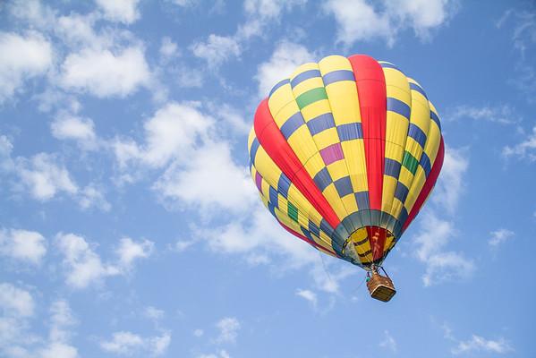 Gulf Coast Hot Air Balloon Festival 2013