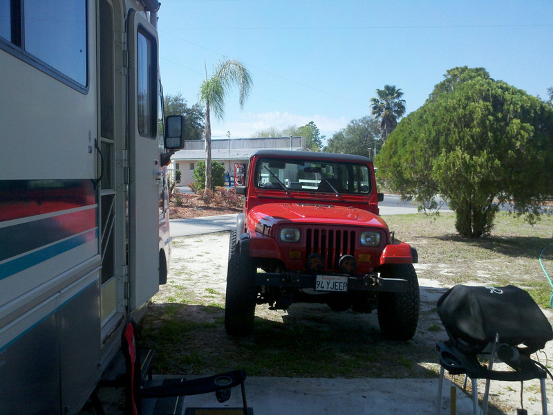Kissimmee South RV Resort, Davenport, FL