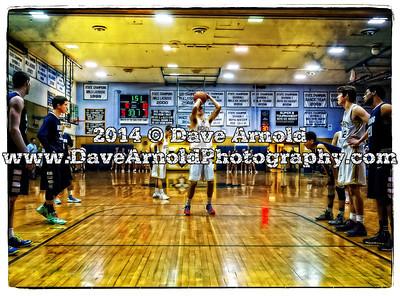 2/4/2014 - Boys Varsity Basketball - Needham