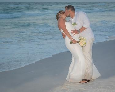 Brett and Jessica - Sandpiper Cove