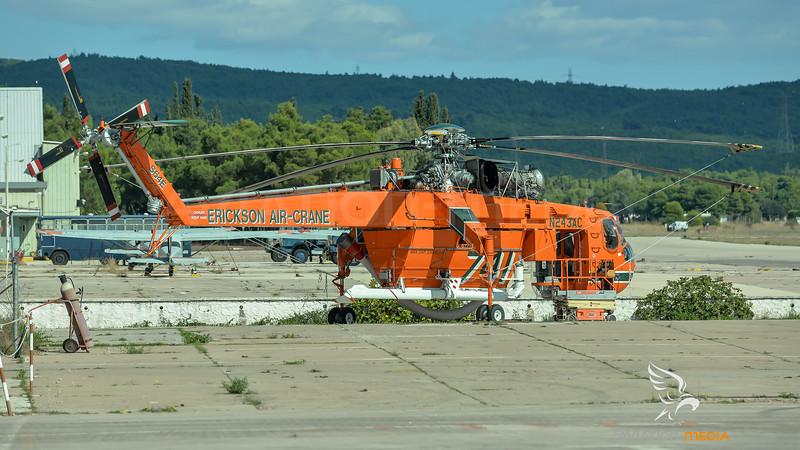 Erickson Air Crane / Sikorsky S-64E Skycrane / N243AC