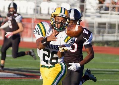 OP Harrison vs. Troy Football