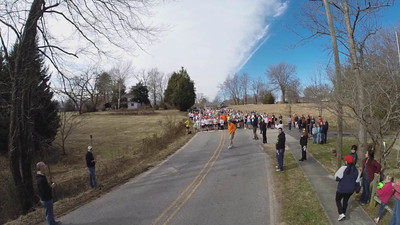 Video of Chase for Cupid's Arrow 5K 2014