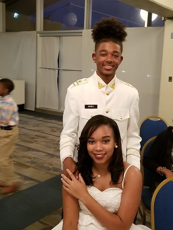 Myles Kappa Beautillion
