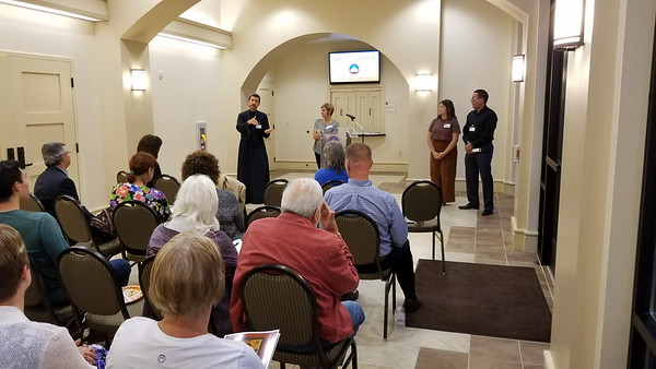 Community Life - Second Helping - September 17, 2018