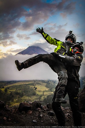 Klim Ultimate Ecuador ADVenture