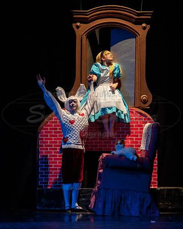 Alice in Wonderland - Concert Ballet 2013 - Corpus Christi, Texas