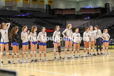 Volleyball: 5A State Championship Tuscarora vs. Princess Anne 11.18.2017