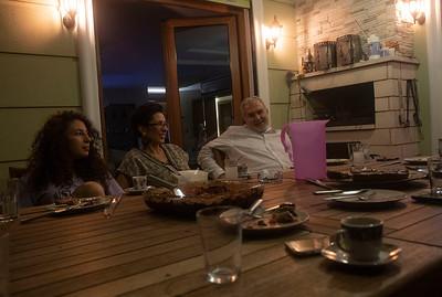 Kardeş ve Kuzenler yemeği_Murat&Zeynep Çulcuoğlu daveti
