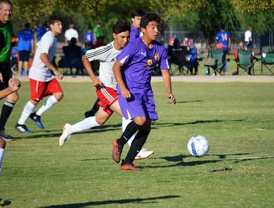 2018 soccer Old Pueblo Classic