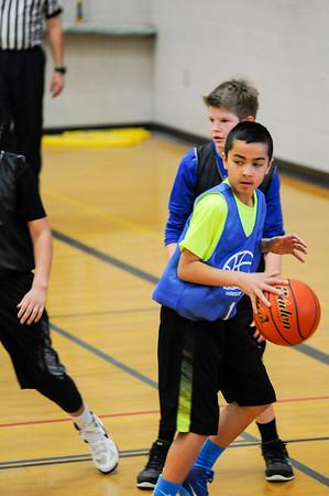 Wildcats 2016 Basketball (6th grade)