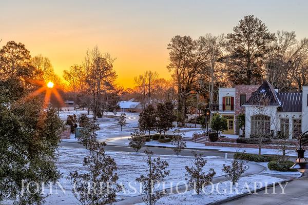 Snow Day, #2, 01.17.18, Baton Rouge