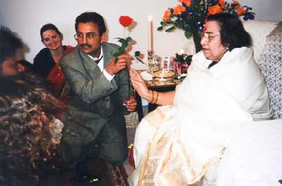 Ashram, 28 June 1999, Surrey Vancouver Canada
