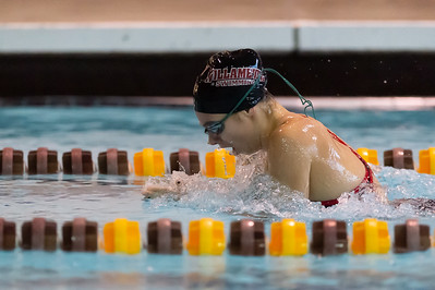 Willamette Swimming vs. Pacific Lutheran - Nov. 1, 2019