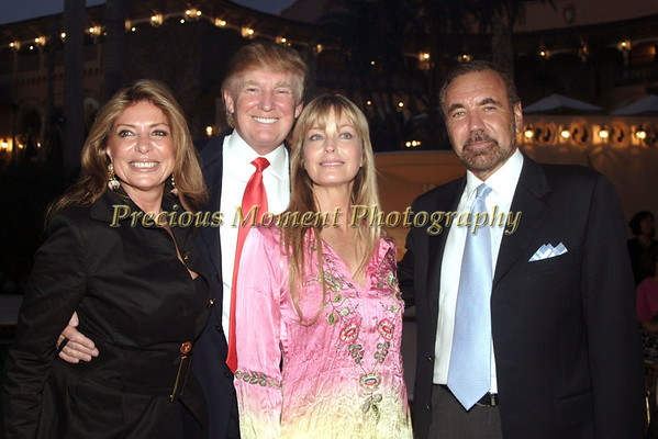 Trump Hollywood - Mar A Lago May 12th, 2006