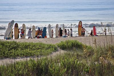 EG1st Surf Camp 2011