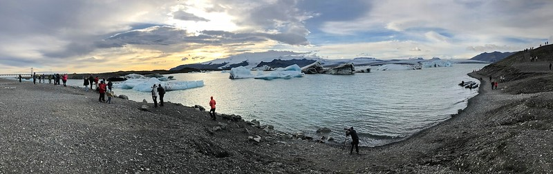 Jokulsarlon - the wide view