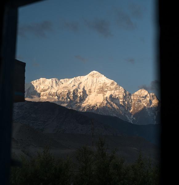 Nilgiri From the Window of My Room