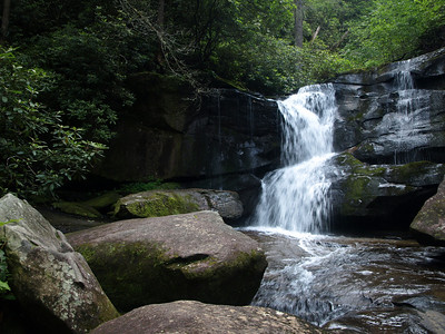 Cedar Rock Creek Falls