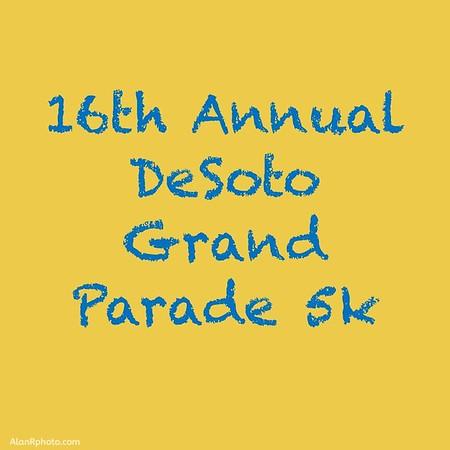 16th Annual DeSoto Grand Parade 5k