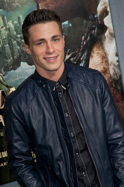 HOLLYWOOD, CA - FEBRUARY 26: Actor Colton Haynes attends the premiere of New Line Cinema's 'Jack The Giant Slayer' at TCL Chinese Theatre on Tuesday, February 26, 2013 in Hollywood, California. (Photo by Tom Sorensen/Moovieboy Pictures)