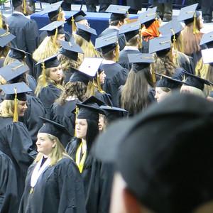 Kelsey Gollege Graduation