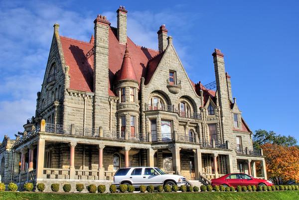 Craigdarroch Castle - HDR