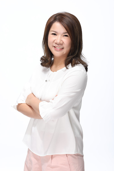 競選照/ 候選人宣傳海報/ 基隆黃小姐