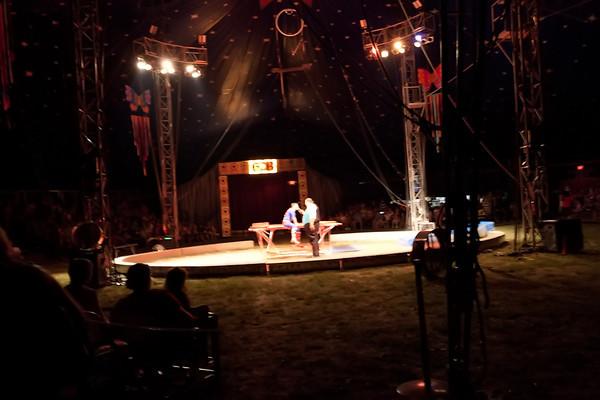 Carson & Barnes Circus Sept. 1, 2011