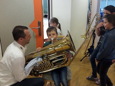 "Instrumentenvorstellung mit ""Brass-Selection"""