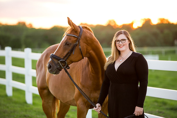 Jenny and Julep- Equine