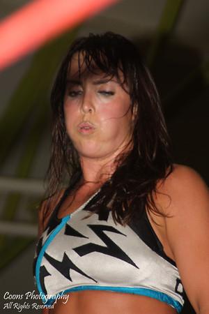 CHIKARA 9/17/11 - Ares vs Sara Del Rey