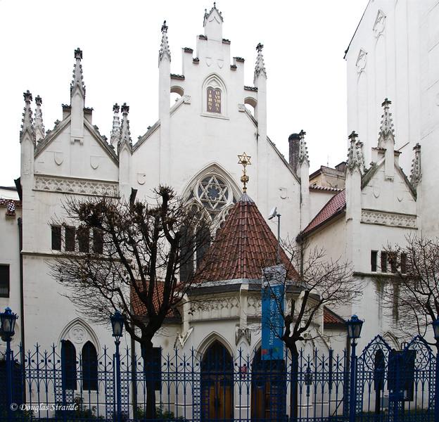 Maisel Synagogue, Jewish Quarter, Prague