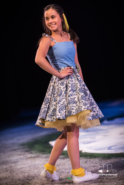 2nd Place: Katheryne Gonzalez