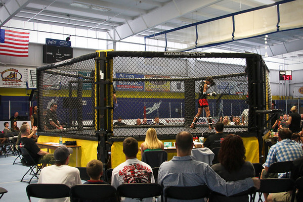 Lights Out Combat, May 2012