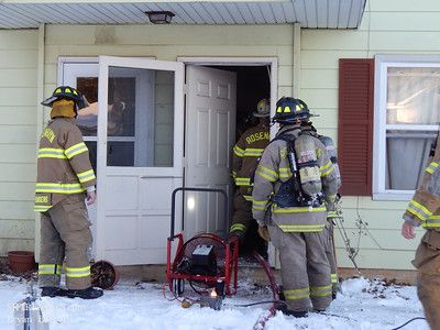 01-29-2014, Dwelling, Norma, Pittsgrove Twp,  7 Wallace St.