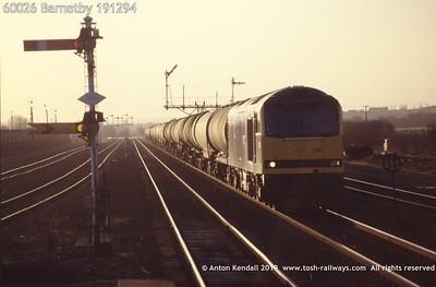 Class 60 60026-60050