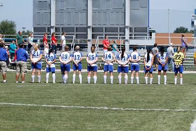 DHS Girls Soccer 08-24-2013