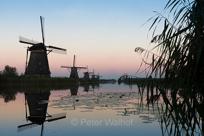 Travel - Kinderdijk (UNESCO) The Netherlands