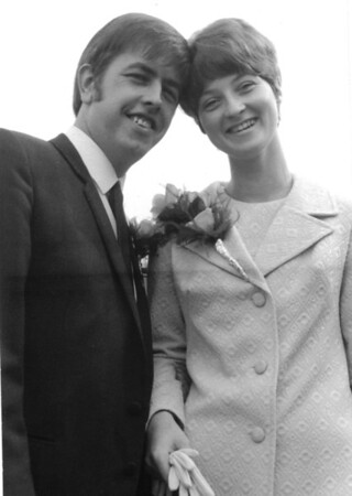 August 1969 - Mum & Dad's Wedding