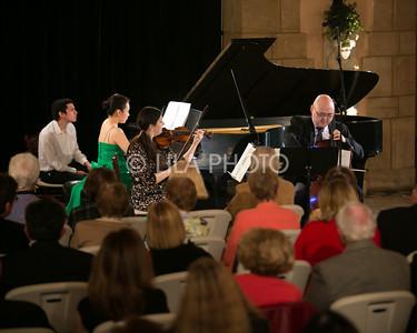 2014 - Yoonie Han & the Gloriosa Trio