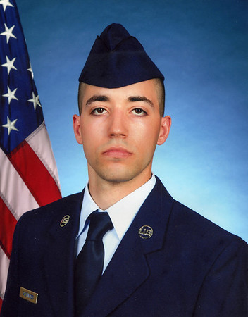 Airman Mark Sherwood Jr. - Air Force Basic Military Training - Graduation
